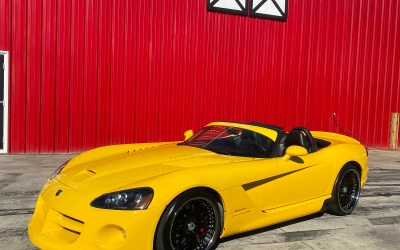2005 Dodge Viper Hennessey $65,900