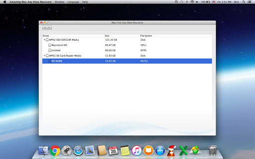 wise data recovery macOS