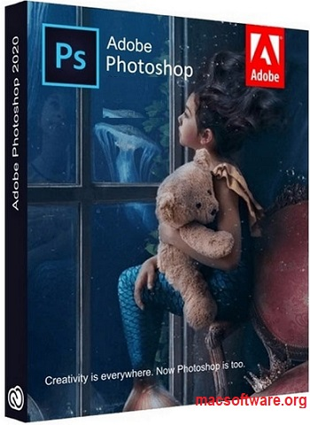 Adobe Photoshop CC 2021 Crack v22.4 [Pre-Activated ISO] Download