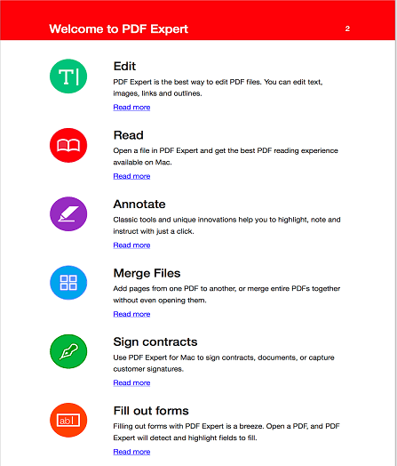 PDF Expert 2.5.16 Crack With License Key Full Free Download