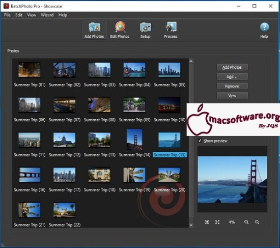 BatchPhoto Pro 4.4 Crack With Activation Key Free Download