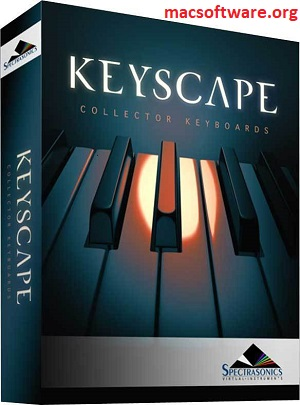 Keyscape Crack With Serial Number 2021 Mac Free Download