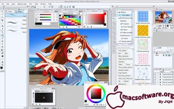 Clip Studio Paint Pro 1.10.12 Crack 2021 [Latest] Free Download