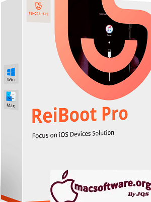 ReiBoot Pro 7.5.3 Crack With Registration Code 2021 Free