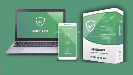 Adguard Premium Crack 7.5.3 + Lifetime License Key 2021 Free Download