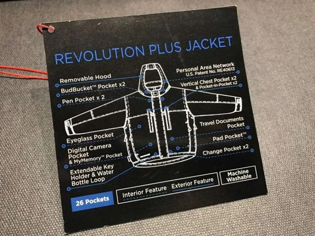 ScotteVest Revolution Plus Winter Coat REVIEW The perfect cold weather companion