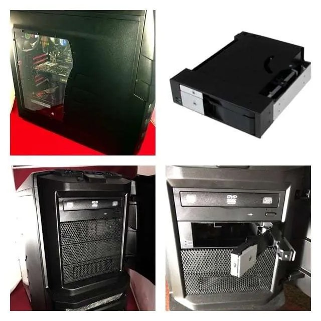 StarTech 5.25-inch Dual 2.5/3.5-inch HDD Trayless Mobile Rack REVIEW