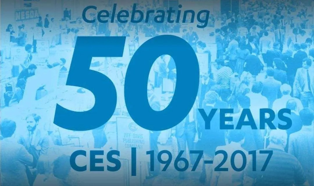 CES Celebrates 50 Years of Tech NEWS