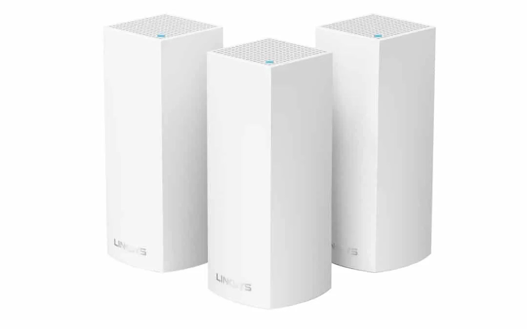 Linksys at CES Unveiled 2017 Velop Mesh Router