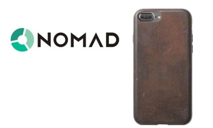 Nomad Leather Case for iPhone REVIEW