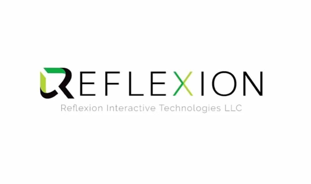 Reflexion Interactive Technologies to Showcase the Reflexion Edge at CES NEWS