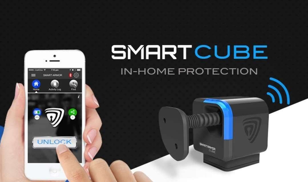 CES 2017 Smart Cube Interview