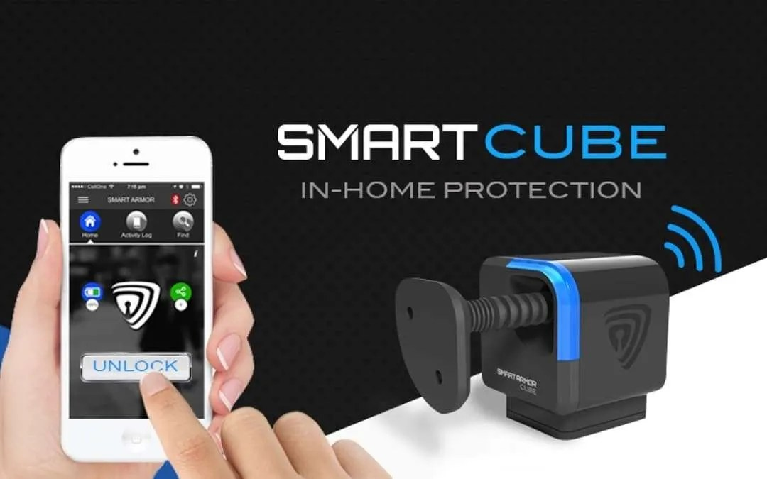 CES 2017 Smart Cube Interview