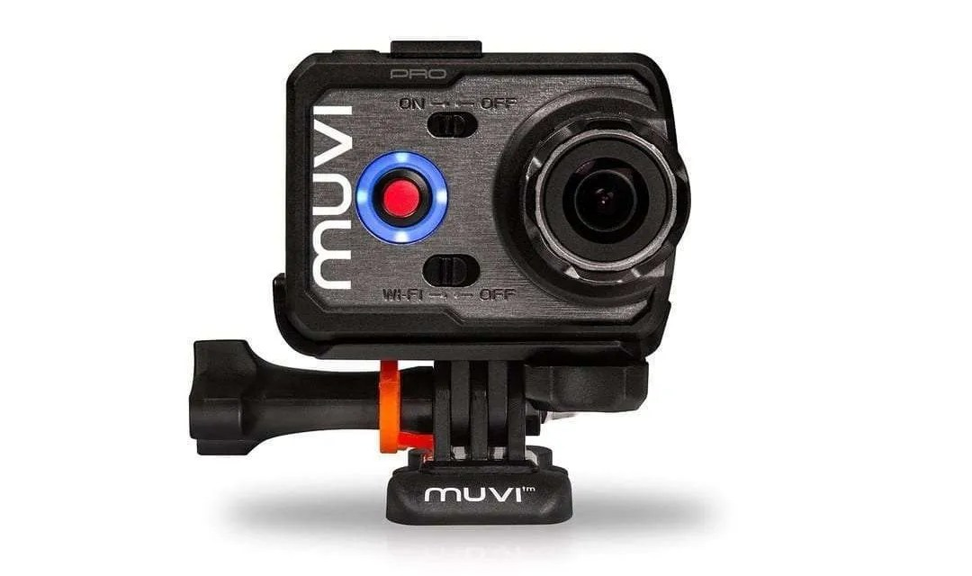 Veho Muvi K-Series K-2 Pro 4k Wi-Fi Handsfree Camera REVIEW