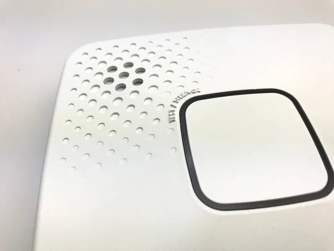Onelink Wi-Fi Smoke and Carbon Monoxide Alarm