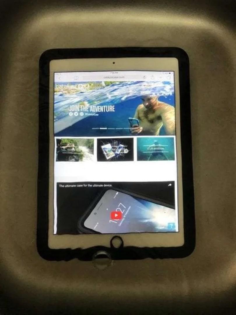 iPad Catalyst Case