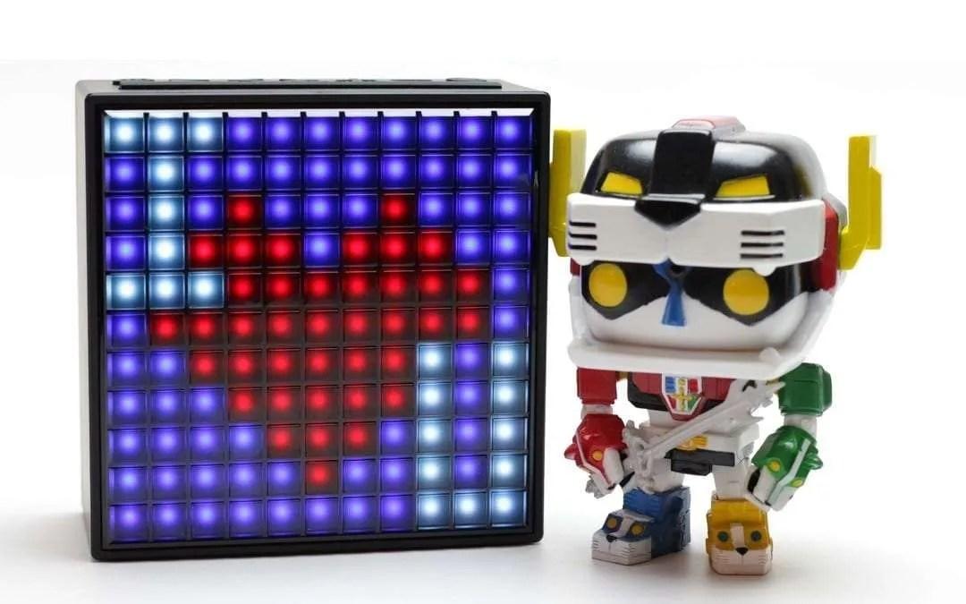 Divoom TimeBox Programmable Pixel Art Speaker REVIEW