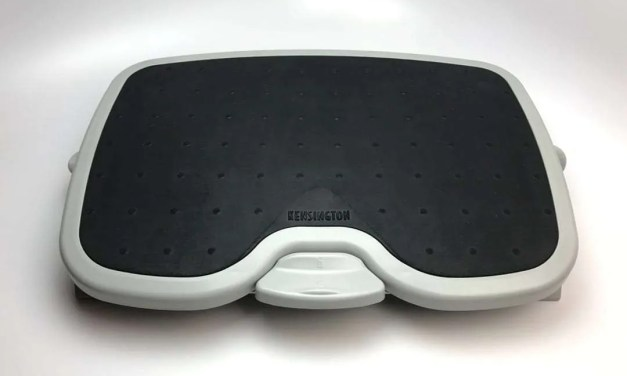 Kensington SmartFit Solemate Plus Foot Rest REVIEW