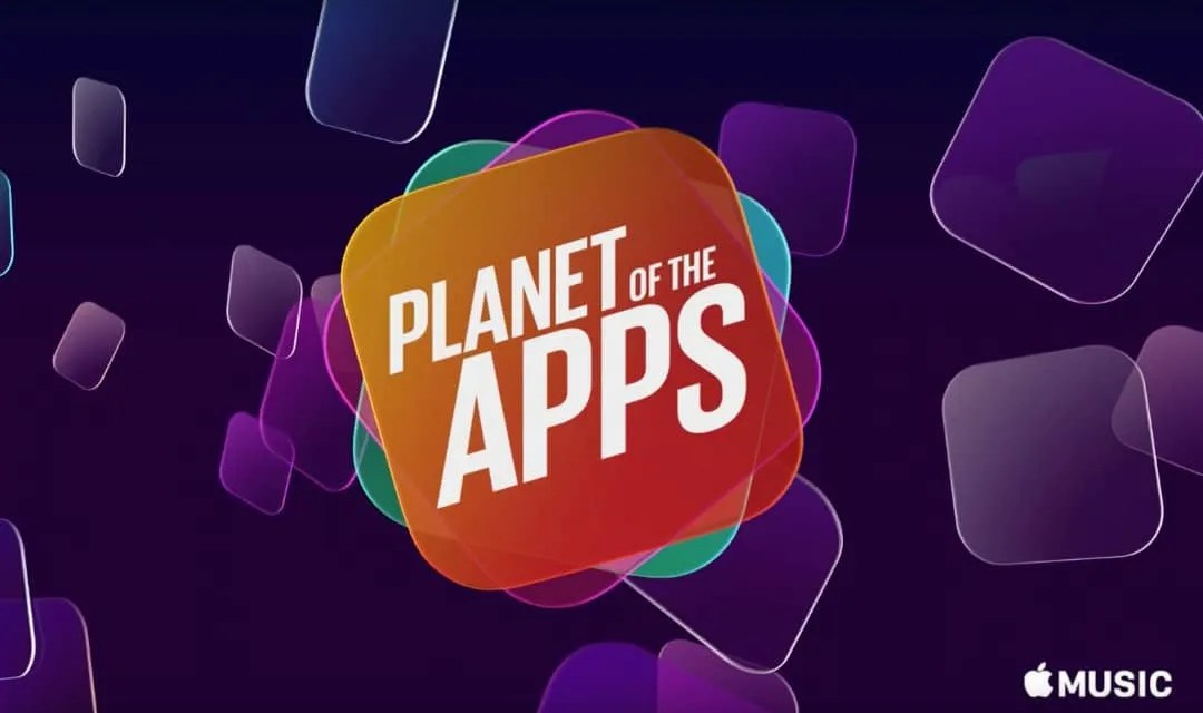 Apple Music Planet of the Apps Preview Looks Scary Bad