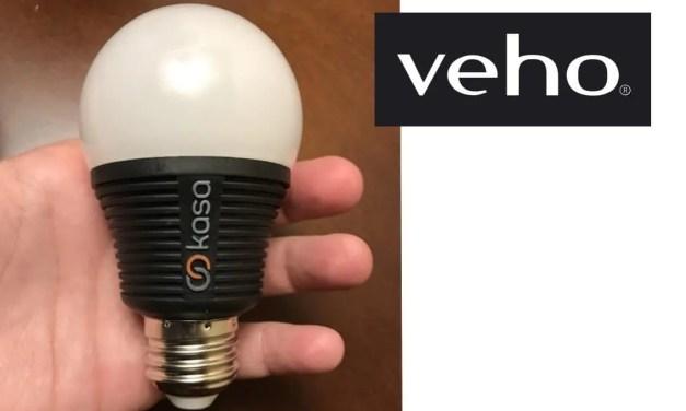 VEHO Kasa Bluetooth Smart LED E26 Light Bulb REVIEW