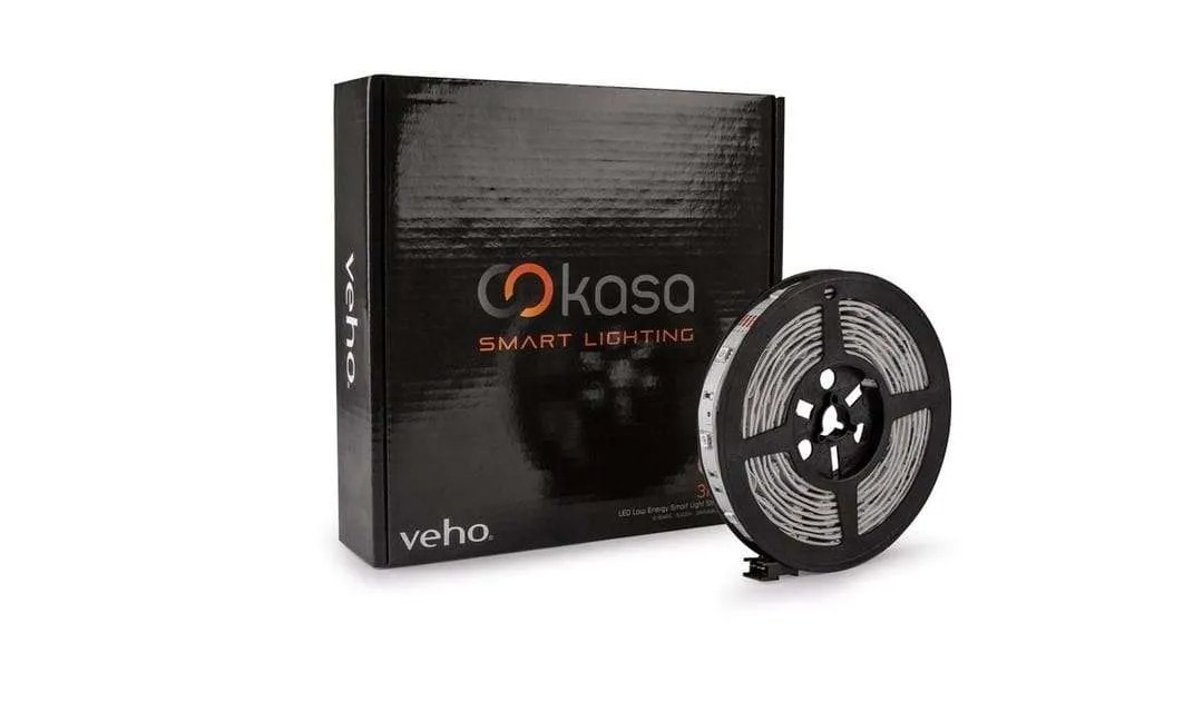 Kasa Smart Lighting 3M LED light strip REVIEW