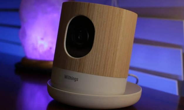 Withings Home REVIEW A Camera that streams everywhere