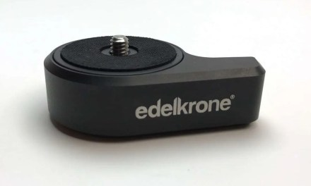 edelkrone QuickReleaseONE REVIEW Perfect Universal Camera Release System