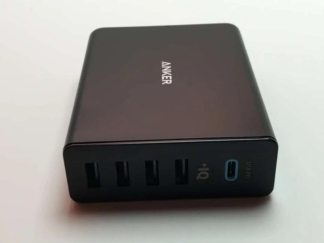 Anker PowerPort Plus 5 USB-C