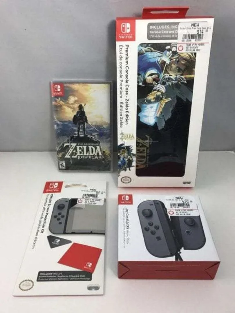 Switch Accessories