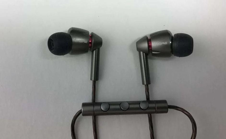 1 More QuadDriver Headphones