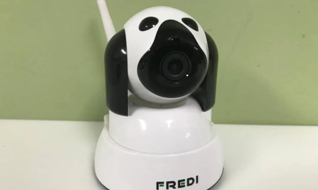 Fredi WiFi IP Camera Baby Monitor REVIEW