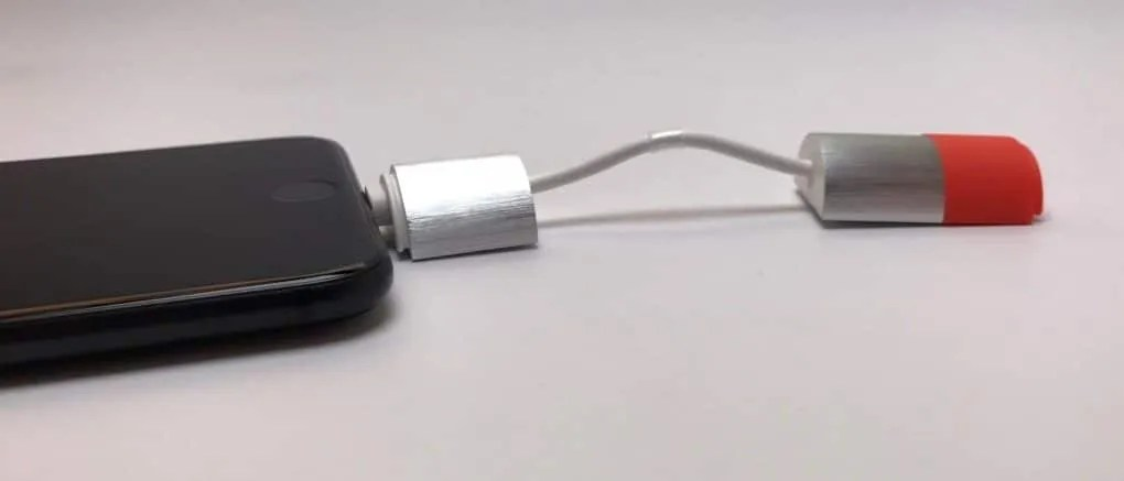 K'ablekey Flash Drive and Cable