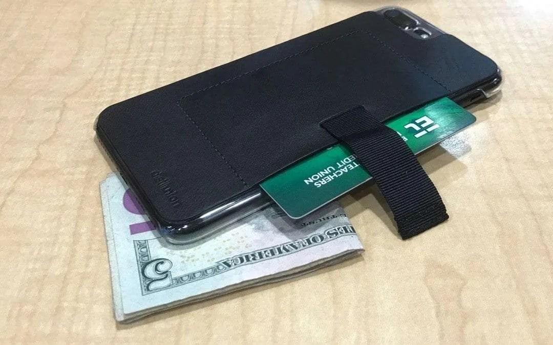 a053d9c4473782 Distil Union Wally Ether Wallet iPhone 7 Plus Case REVIEW | Mac Sources