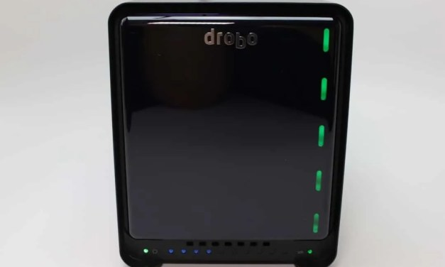 Drobo 5C REVIEW It is a Beast and First Self-Managing USB-C Storage Solution