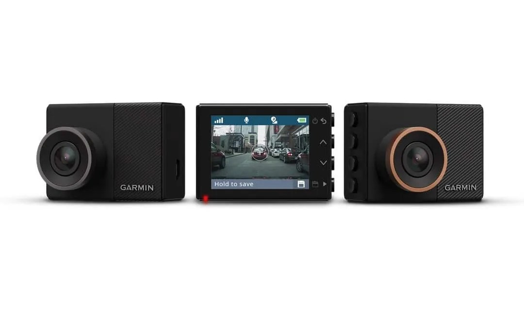 Garmin Introduces Dash Cam 45 and 55 NEWS