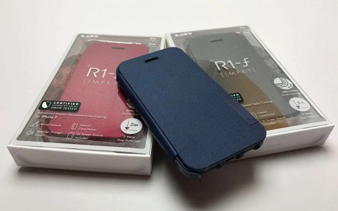 LAUT R1-f iPhone Case REVIEW Strong, functional folio case