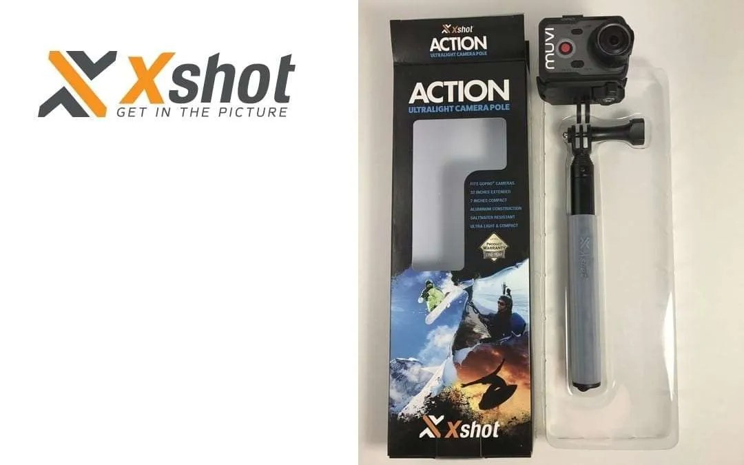 XShot Action Ultralight Camera Pole REVIEW Never miss that shot