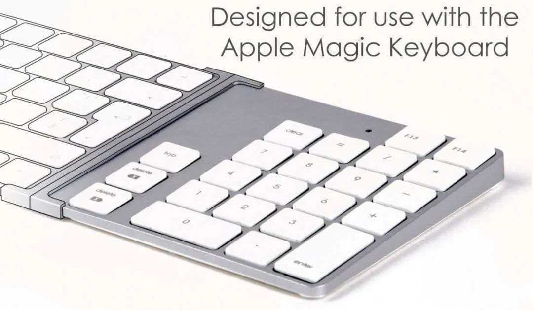 LMP Bluetooth Keypad 2 REVIEW 23-button Wireless Keypad