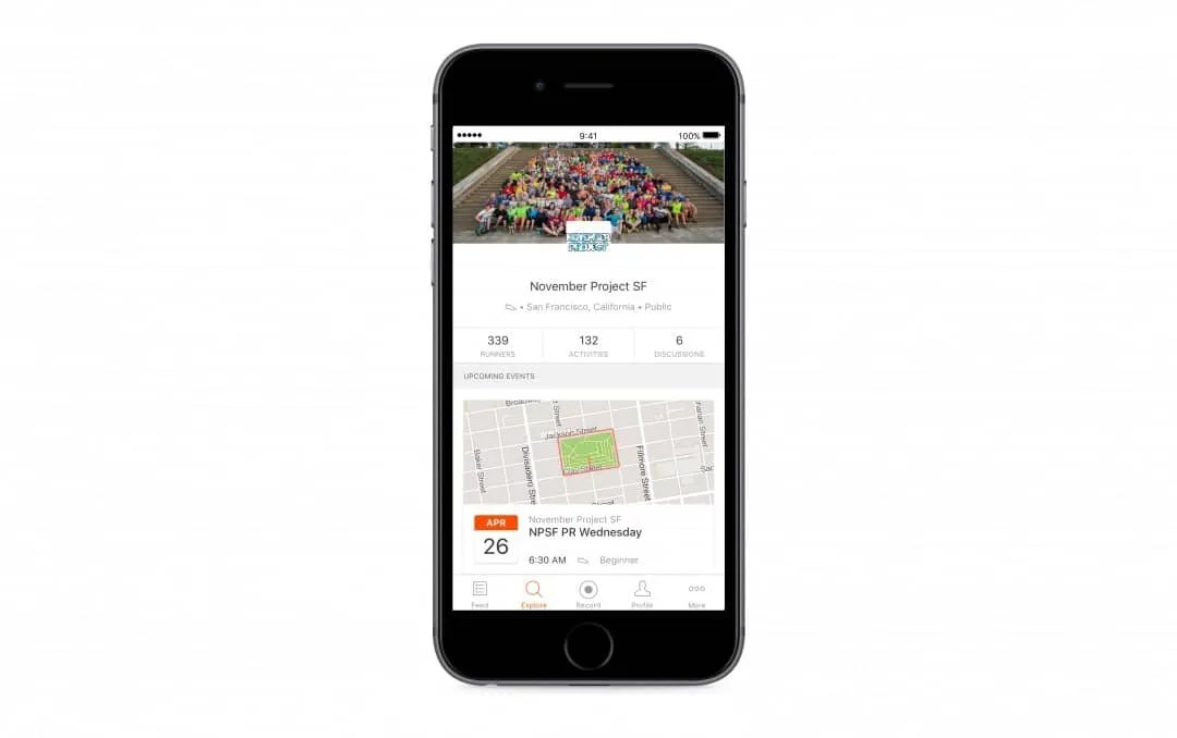 Strava Makes Group Activity Planning Easy NEWS