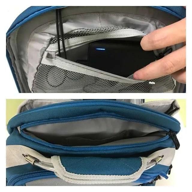 M Edge Charging Backpack