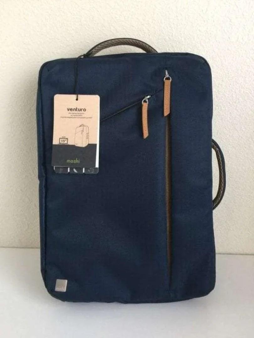 Moshi Venturo Backpack REVIEW
