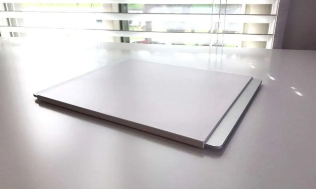 Just Mobile Alupad Deluxe Mousemat REVIEW