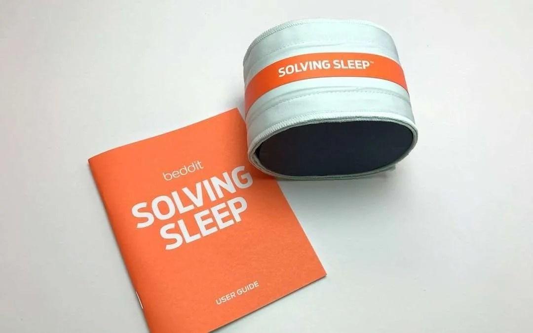 BEDDIT 3 Sleep Tracker REVIEW
