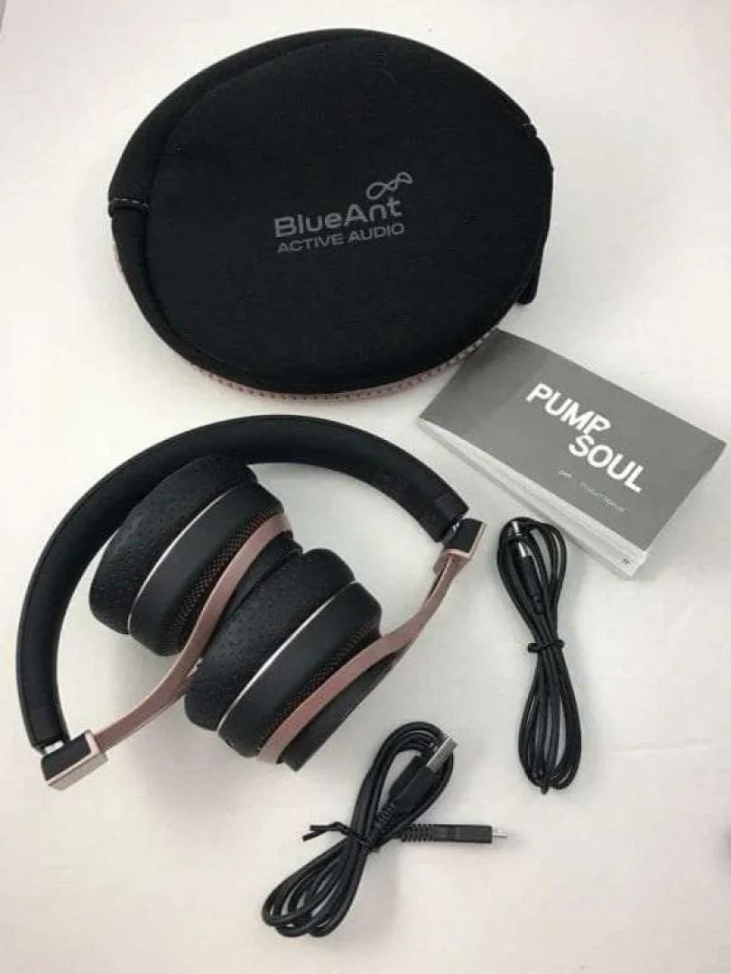 Pump Soul Headphones