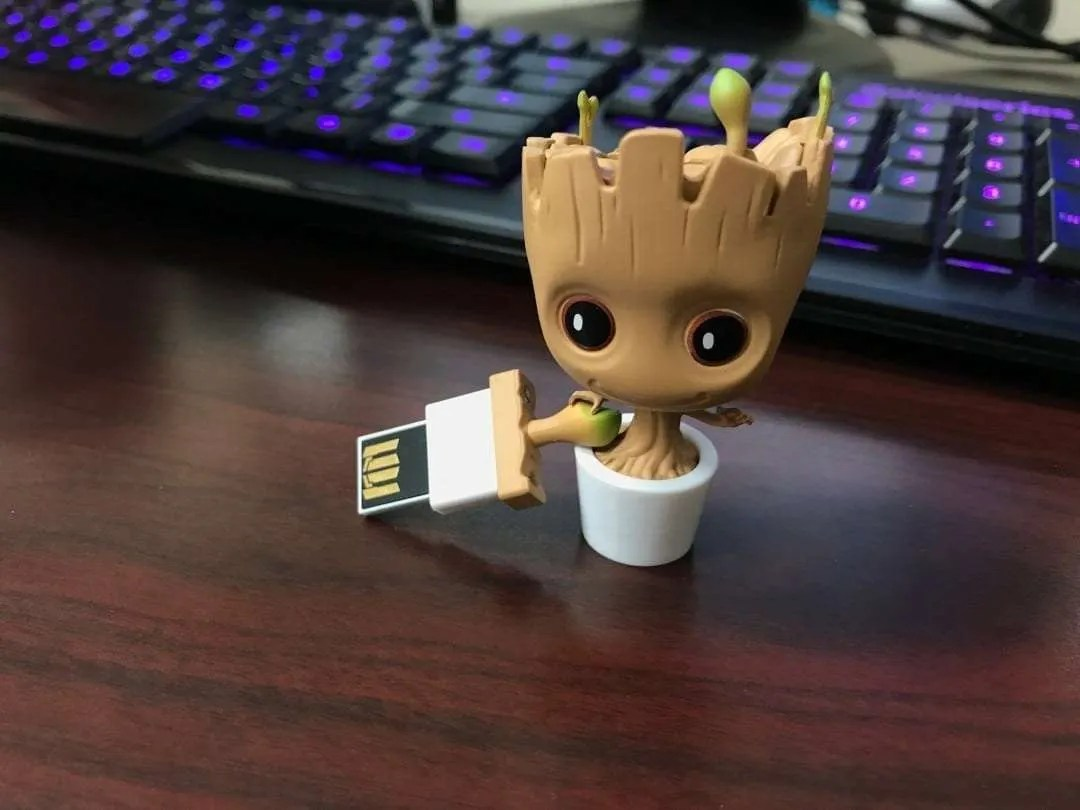 InfoThink GROOT Series USB Flash Drive REVIEW