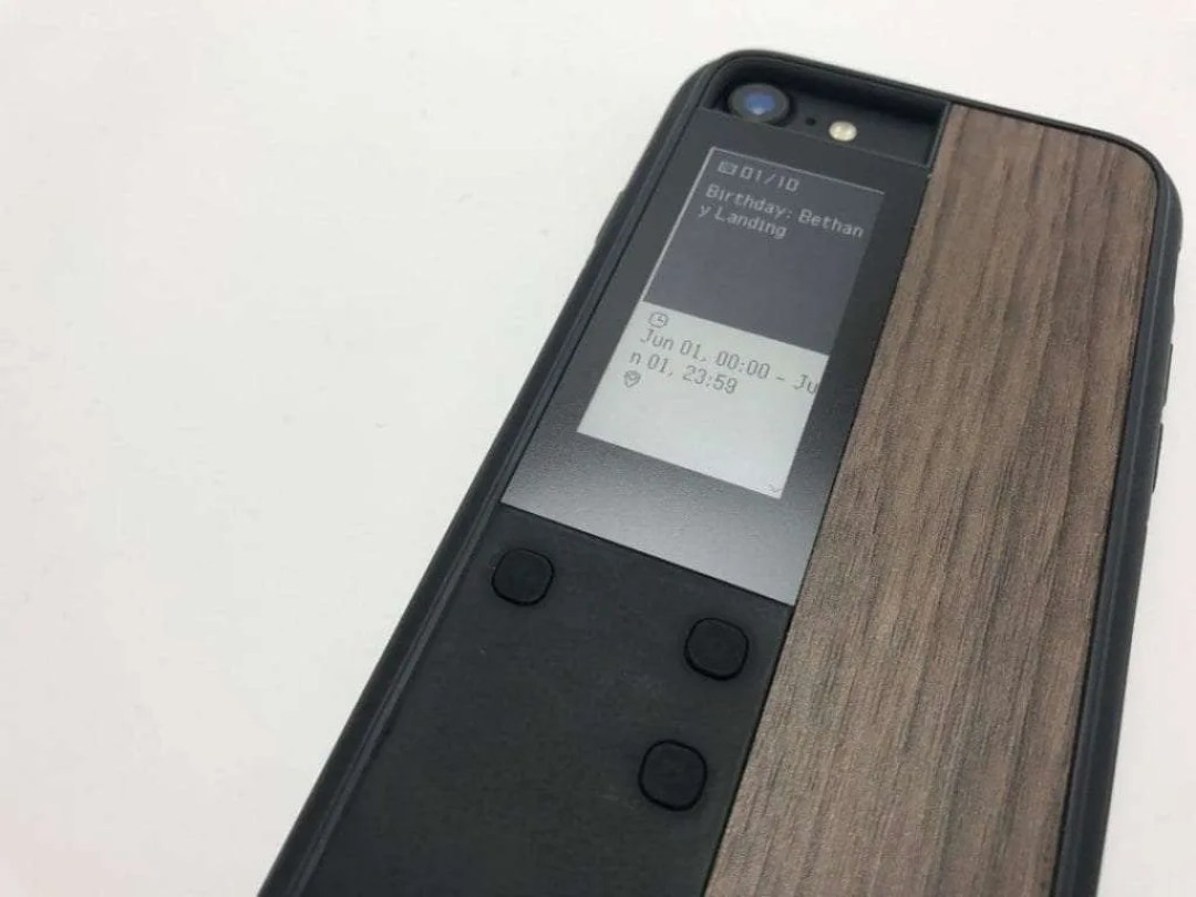 Oaxis InkCase i7 Ivy REVIEW