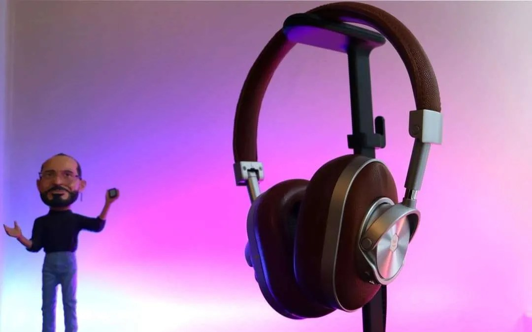 Master and Dynamic MW60 Wireless Over-Ear Headphones REVIEW Super Crisp Wireless Headphones