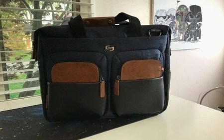 Solo Sag Harbor Briefcase REVIEW