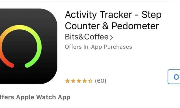 Activity Tracker App REVIEW Move for a Healthier You.