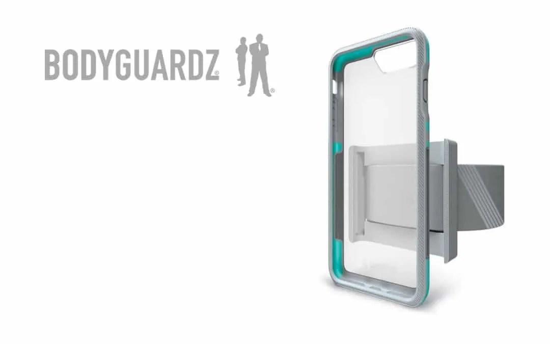 BODYGUARDZ TRAINR PRO iPhone 6S Plus/7 Plus Case/Armband REVIEW